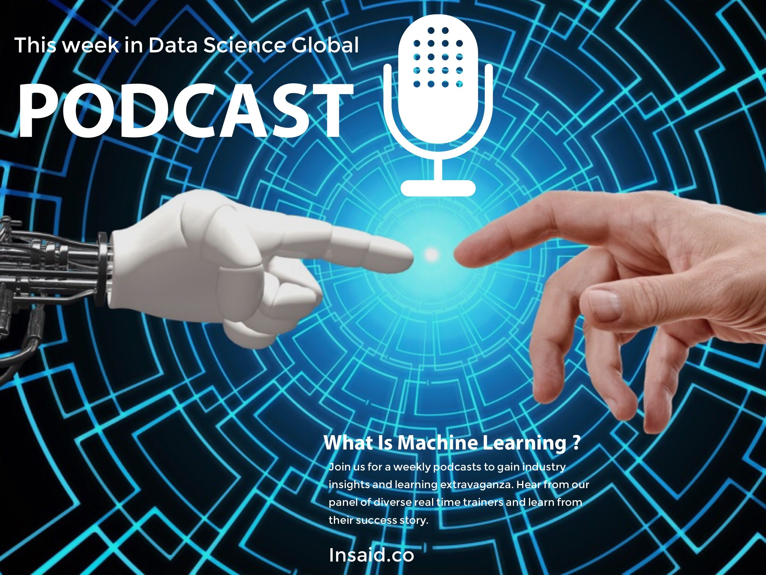 PodcastThis Week in Data Science Global: What is Machine ...
