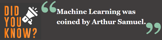 machine learning fact