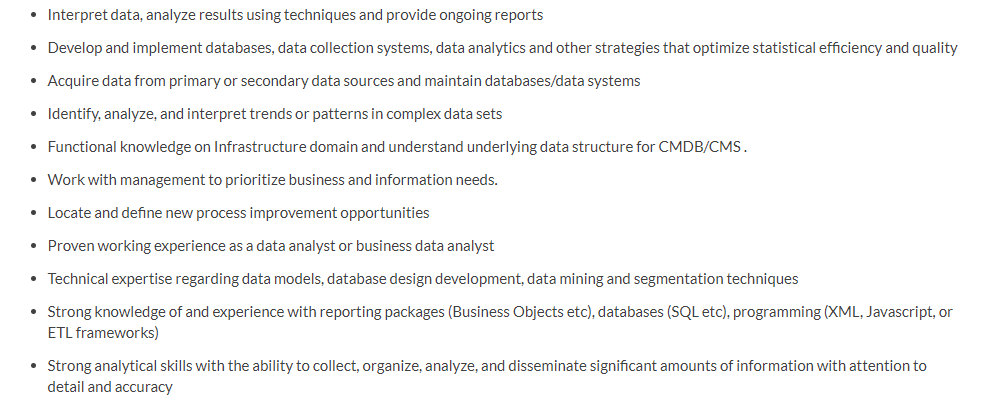 Data Scientist and Data Analyst: Drawing Comparison in Two Roles