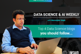 Episode 14: Top 4 Data Science blogs you should follow in 2020