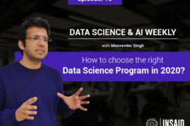 How to choose the right Data Science program in 2020?
