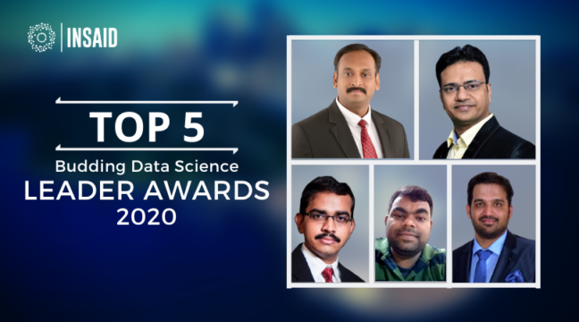Top 5 Budding Data Science Leader Awards 2020!