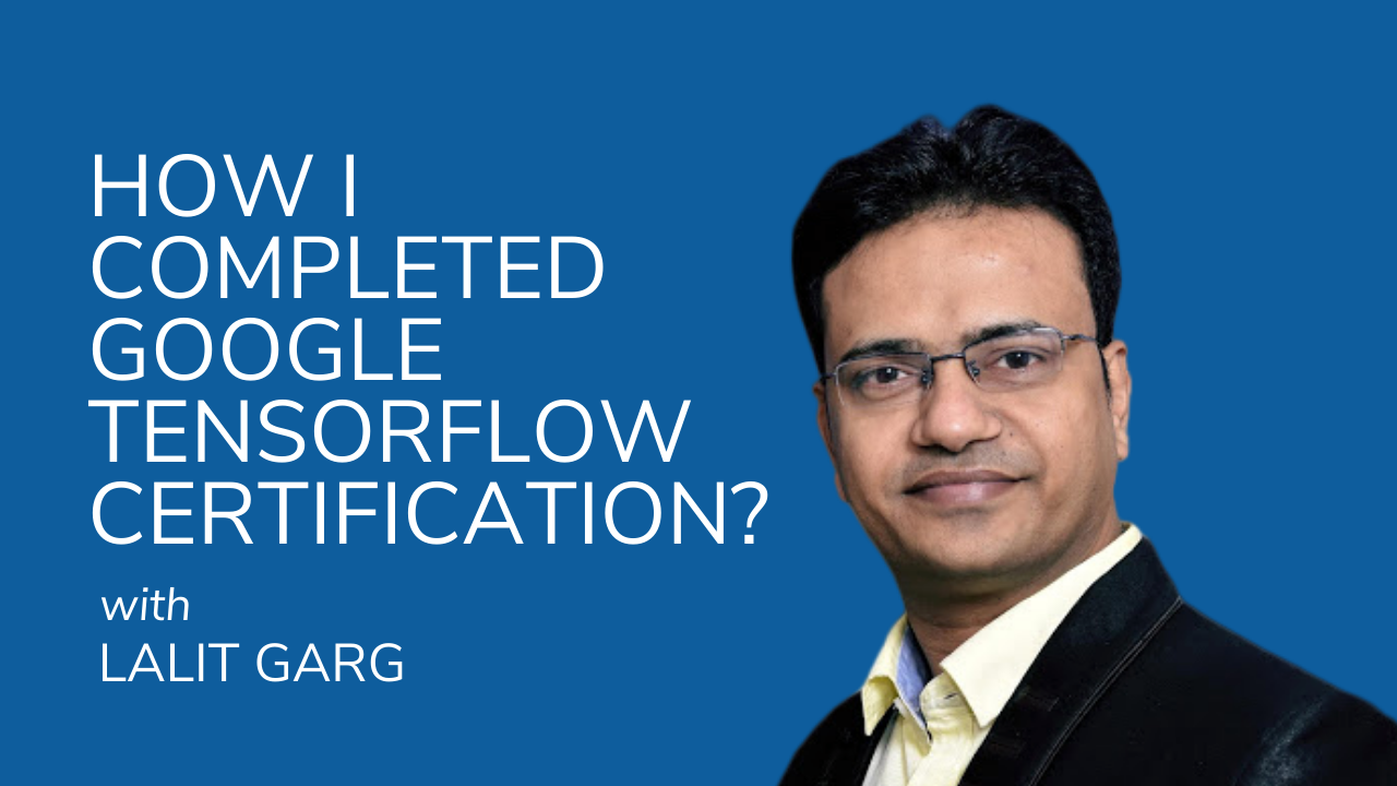 How to crack programming certifications as a non-programmer? with Lalit Garg