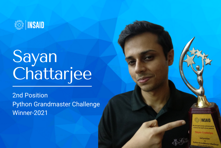 SAYAN CHATTERJEE I From Banking to Data Analytics